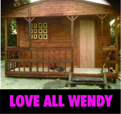 Wendy House, Log Cabin