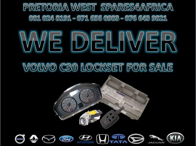 VOLVO C30 LOCK SETS FOR SALE