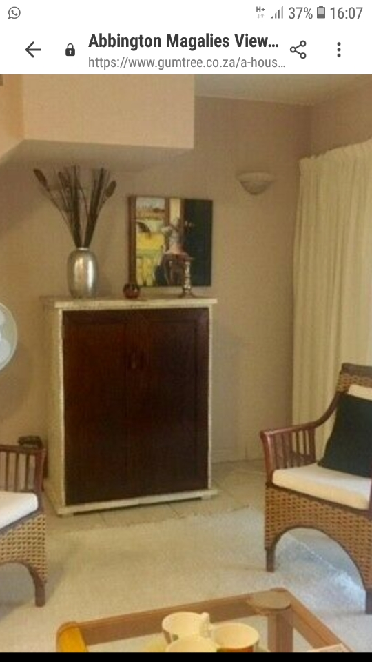 Townhouse in Magalies  View Bryanston