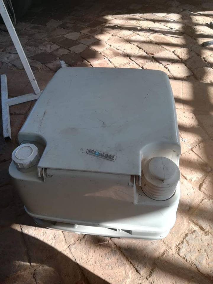 Camping potty for sale