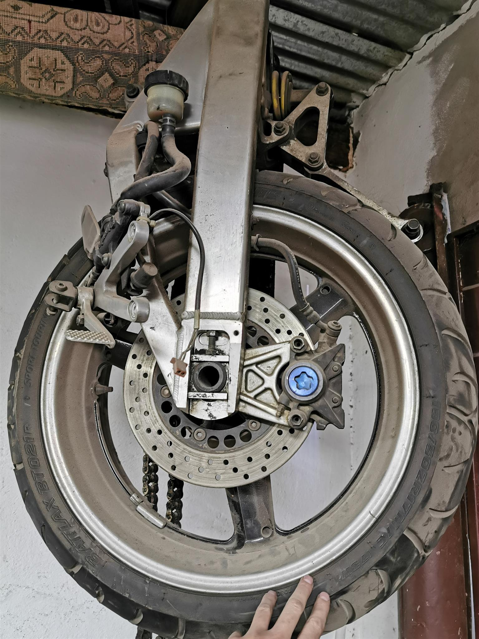 Yamaha R1 1999 - 2002