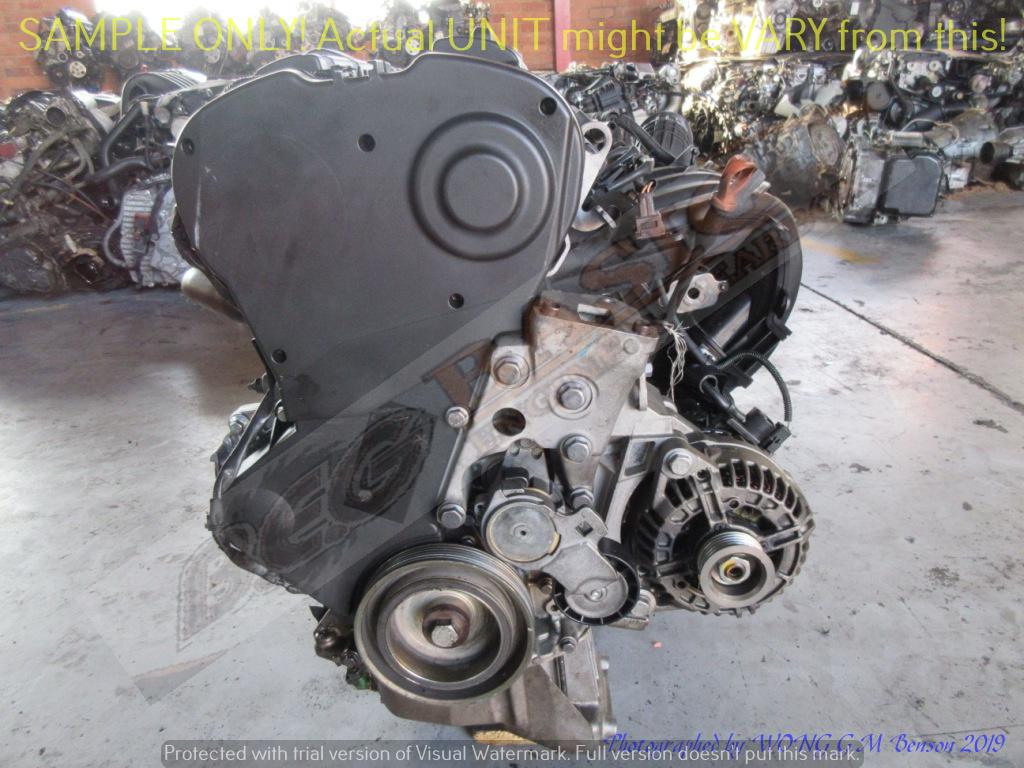 CITROEN 10LH5D 2.0L EFI DOHC 16V Engine -C4 / PICASSO