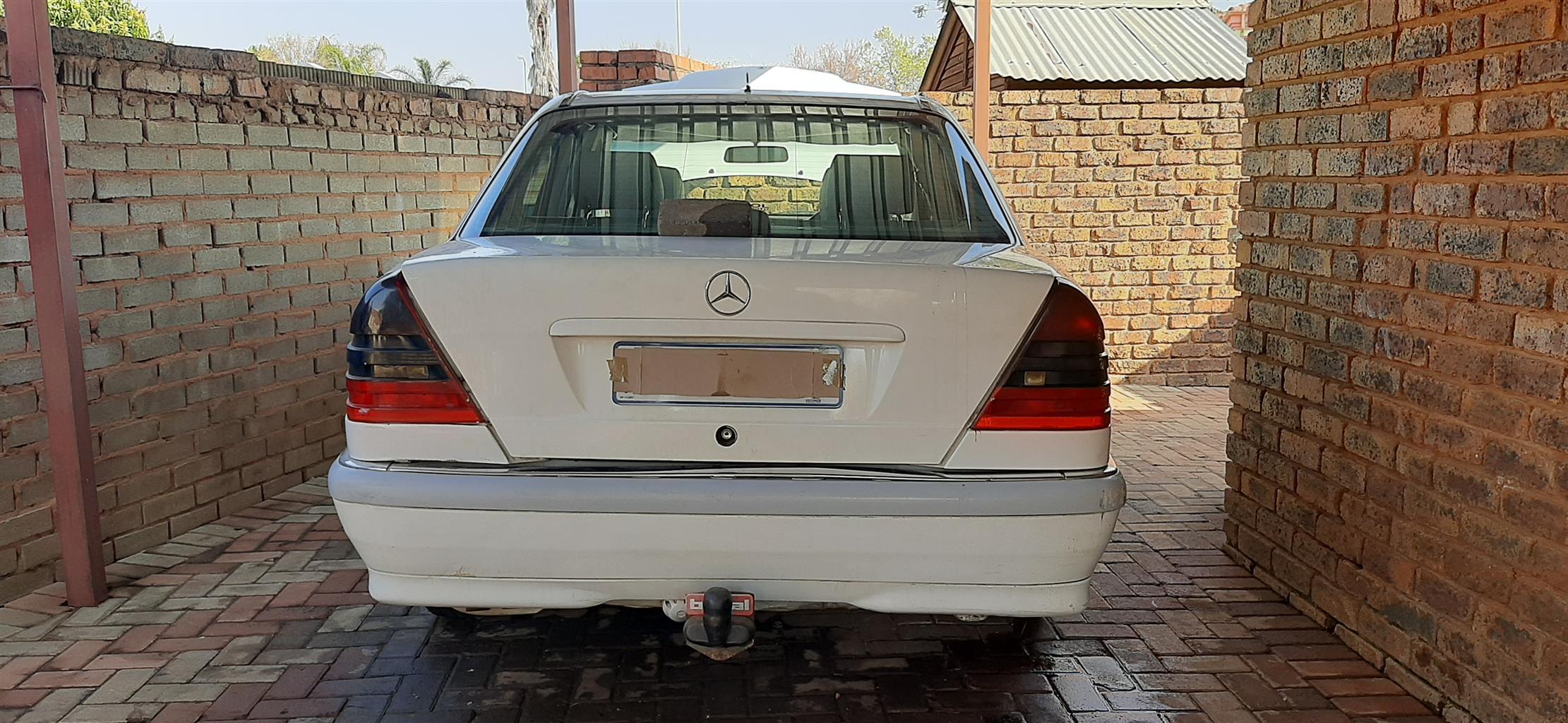 1996 Mercedes Benz C Class C200 Edition C Junk Mail