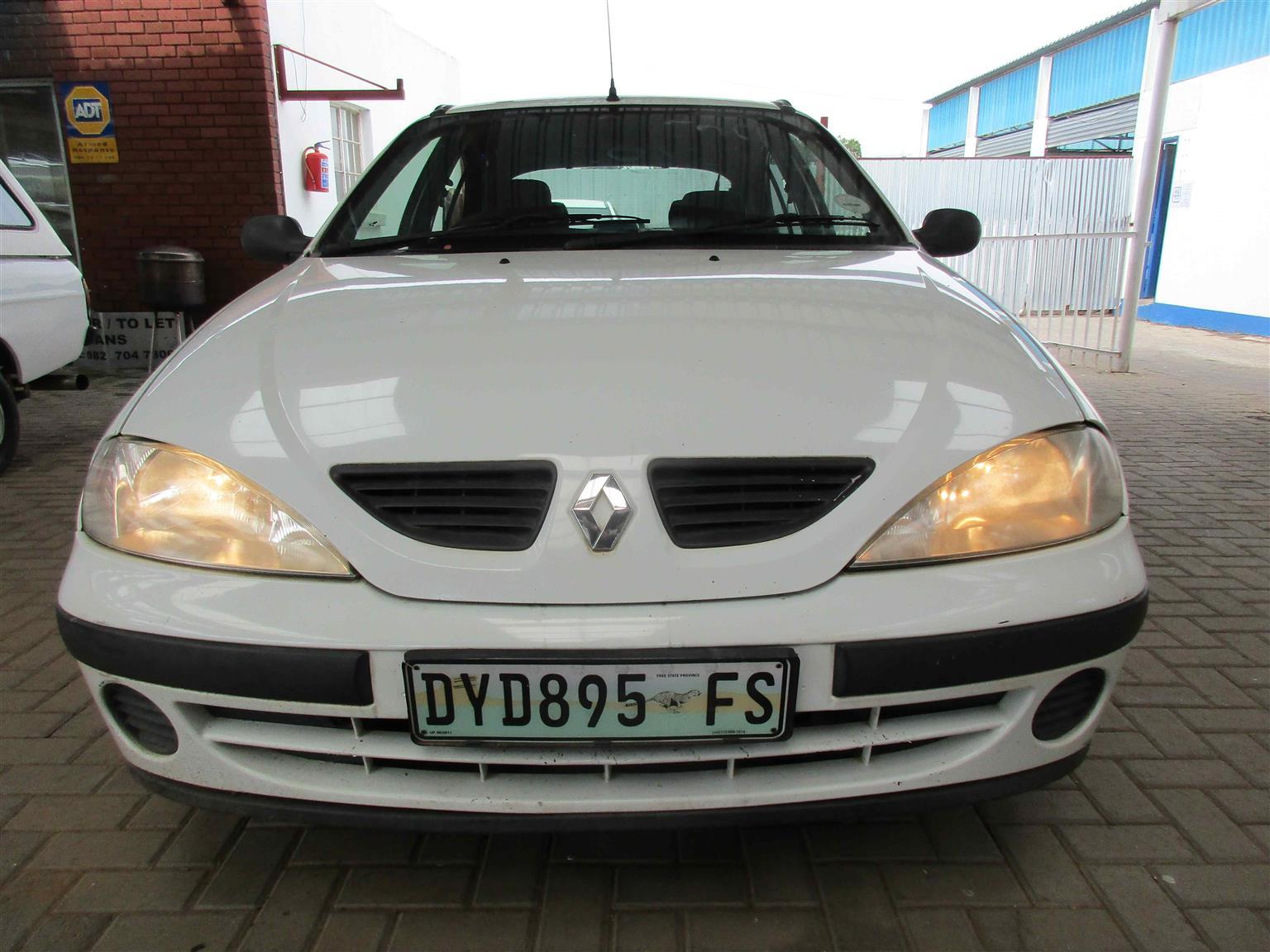 2001 Renault Megane 1.6 Dynamique