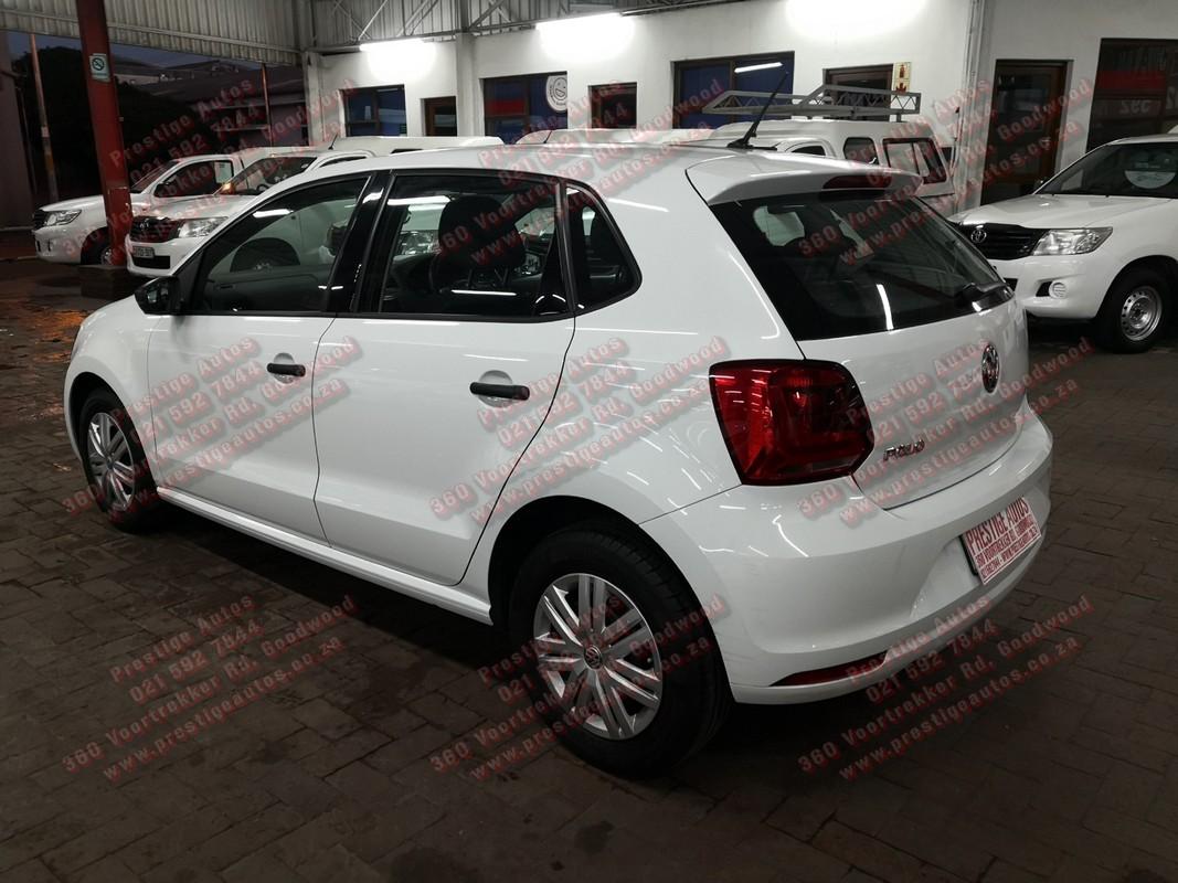 2014 VW Polo 1.2TSI Trendline
