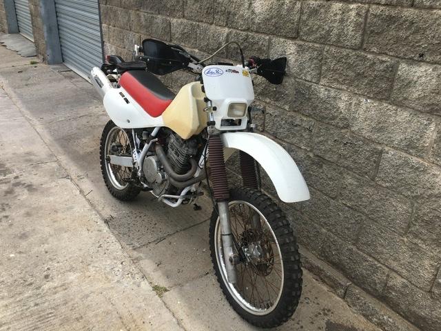 1998 Honda XR