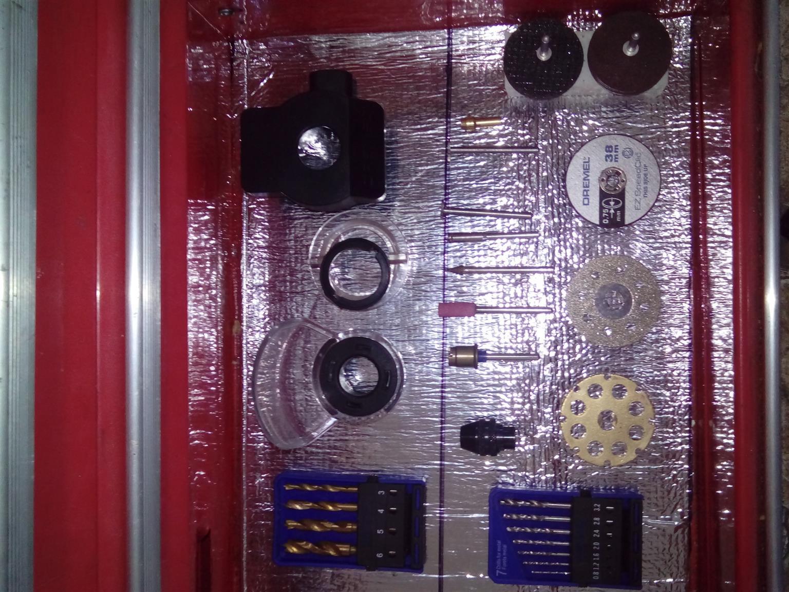 Dremel accessories