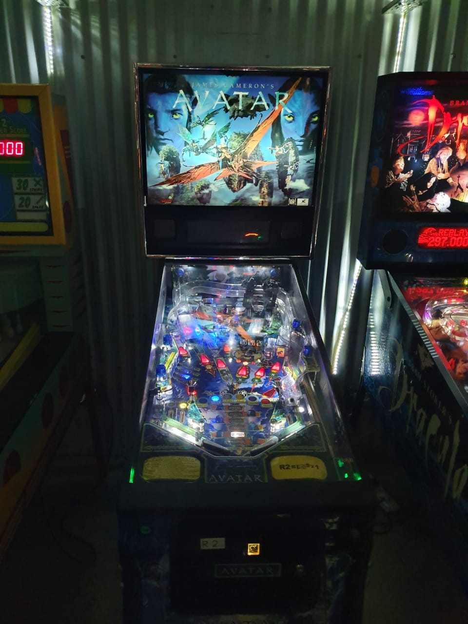Man Cave Ideas : Pinball Machines , Arcade Video Games , Pool Tables more