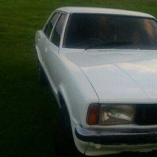 1985 Ford Cortina