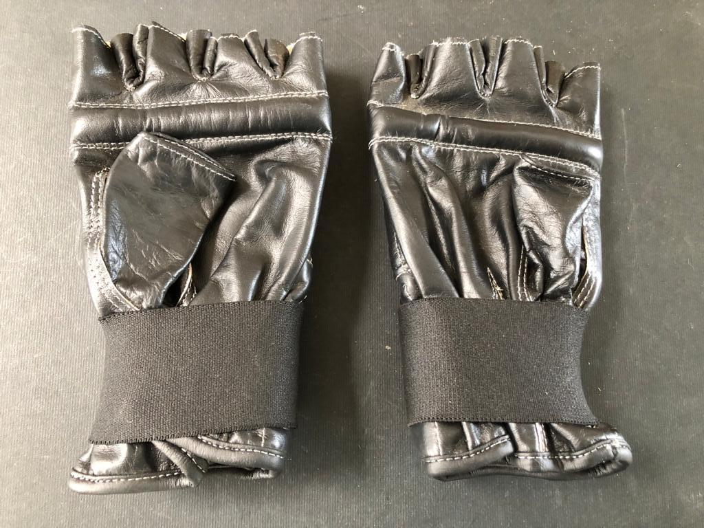 Go Sport Fingerless MMA Kickbag Glove - Size One