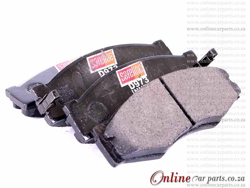 Nissan Skyline 2.0L GL Ford/Isuzu/Mazda/Nissan Brake Pads