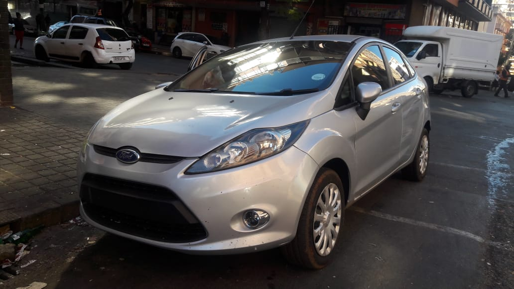2011 Ford Fiesta 1.4 5 door Trend