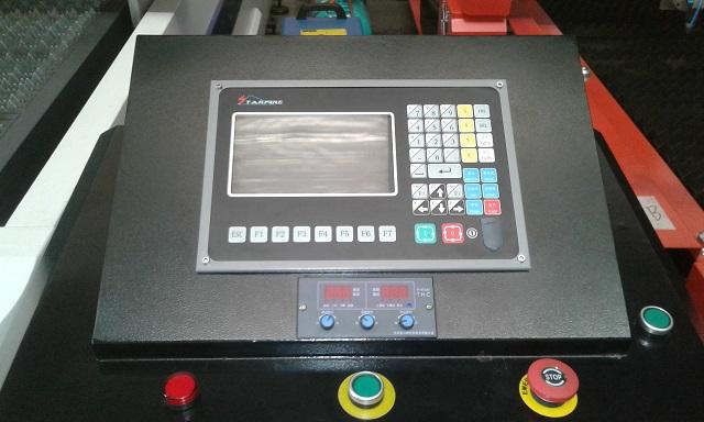 Plasma Cutter C N C 1500 x 3000 mm