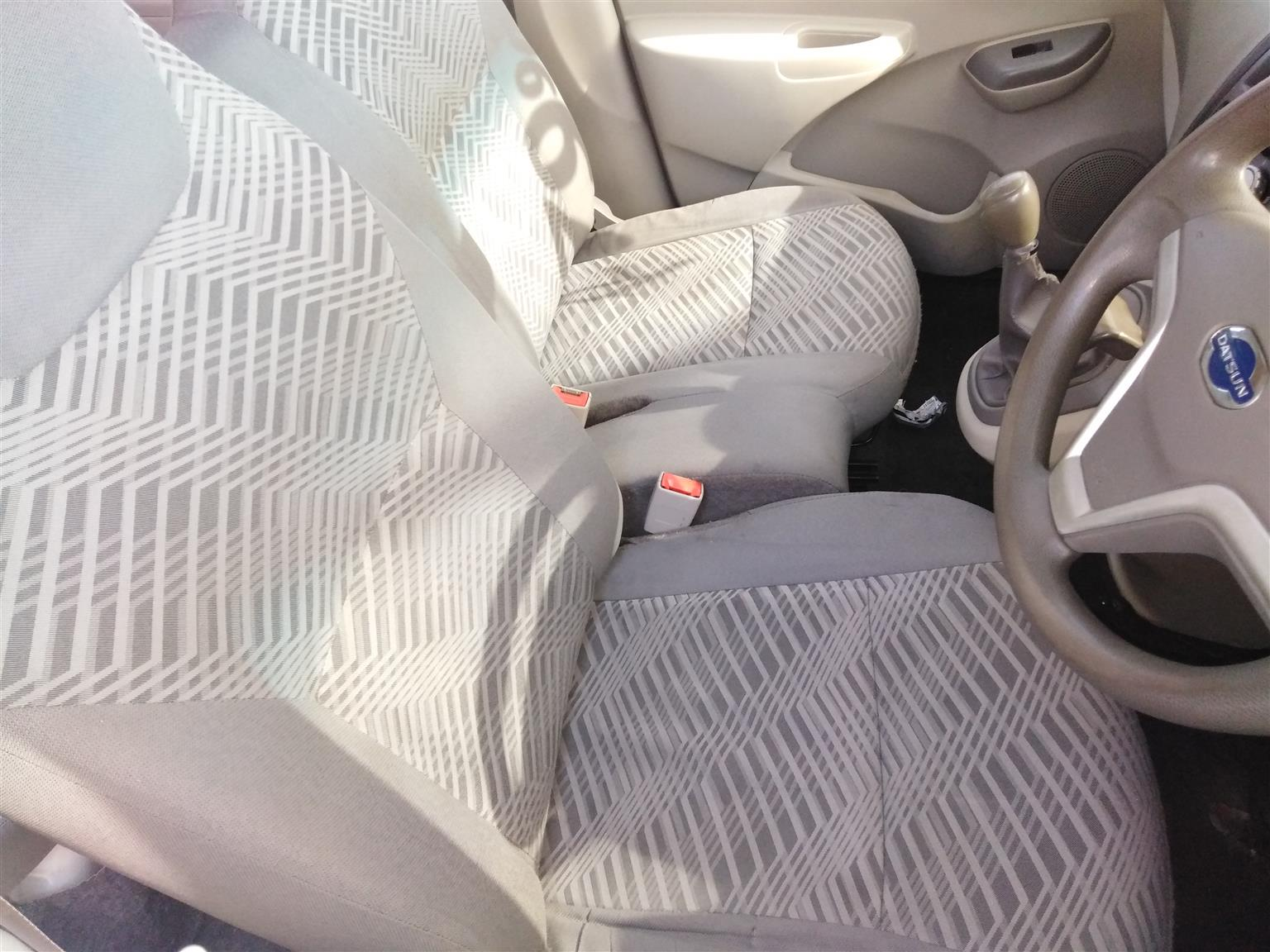 2016 Datsun Go hatch GO 1.2 MID