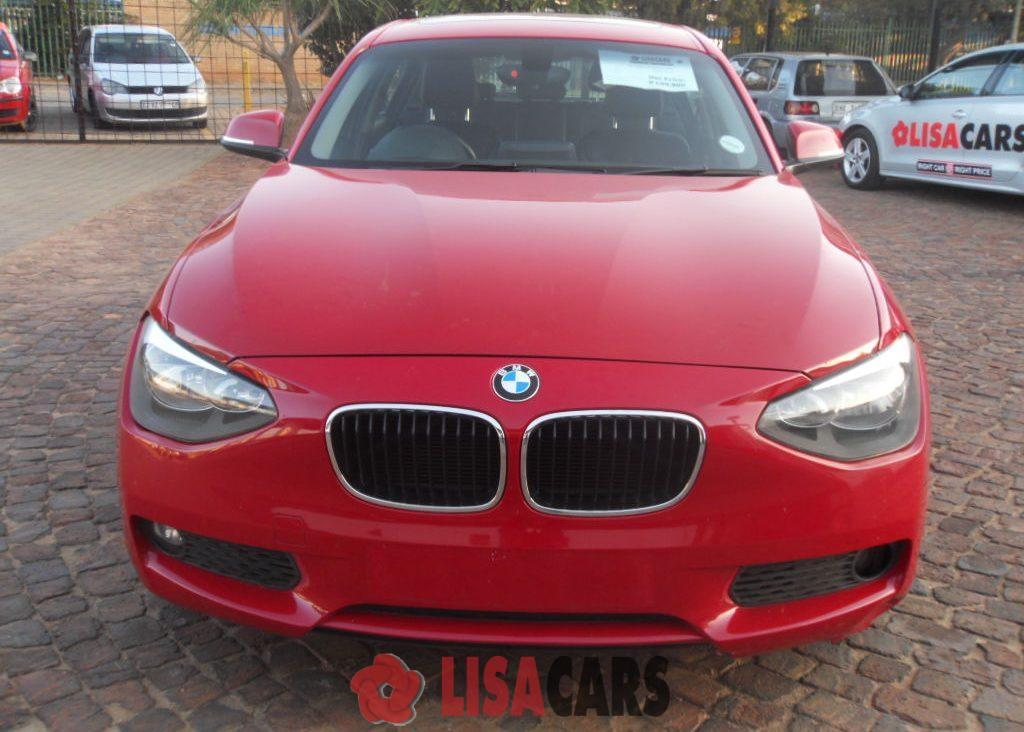 BMW 1 Series 118i 5 door