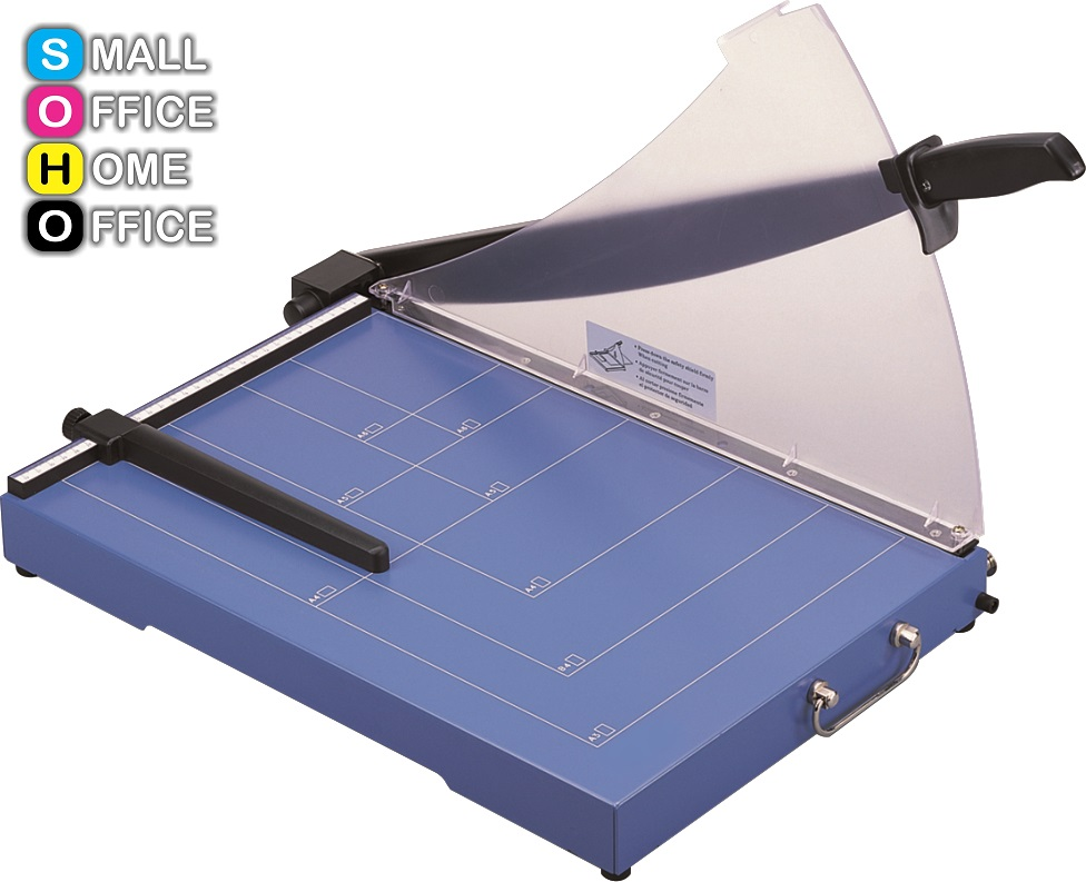Guillotines - Plastic Base - Steel base - Heavy Duty - for all your paper and board trimming needs