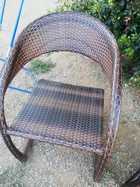 Woven porch chair for sale