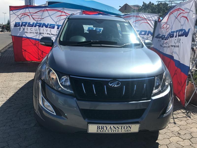 2016 Mahindra XUV500 2.2CRDe W6