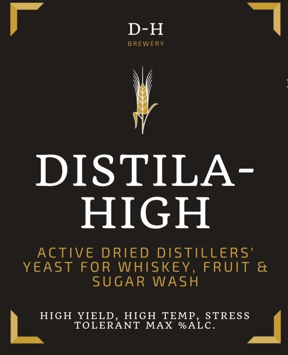 Distillers Yeast and Nutrients