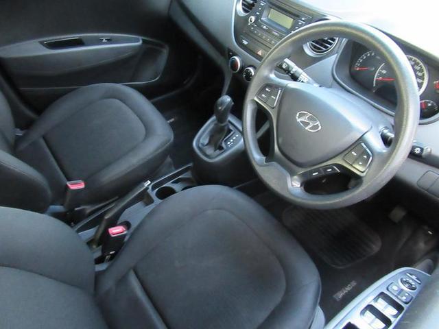 2017 Hyundai i10 1.25 Fluid auto