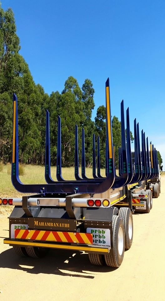 New 2020 PRBB Logger Trailers