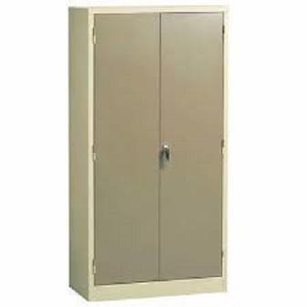 2 Door steel stationary cabinet