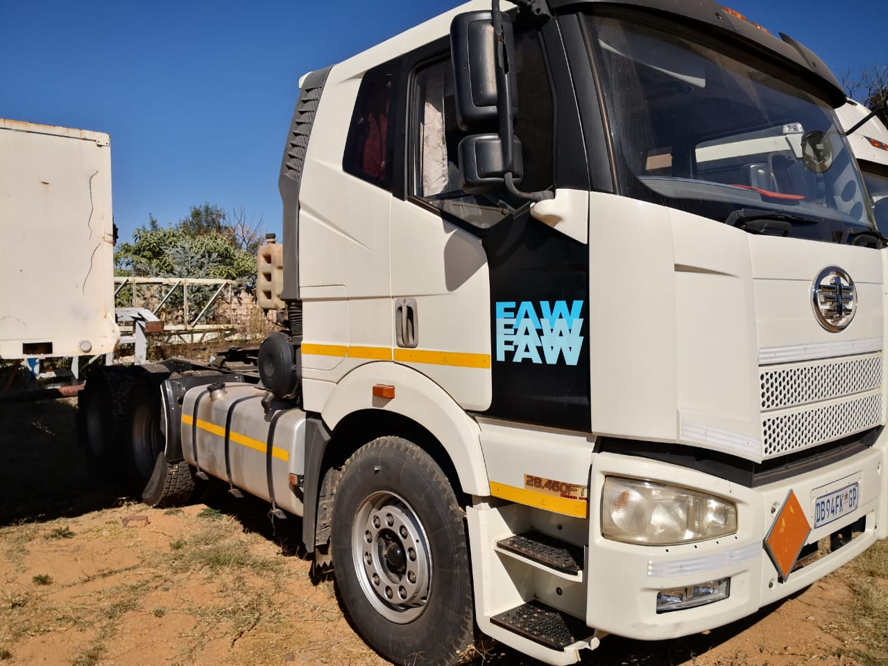 2014 FAW 28.460FT