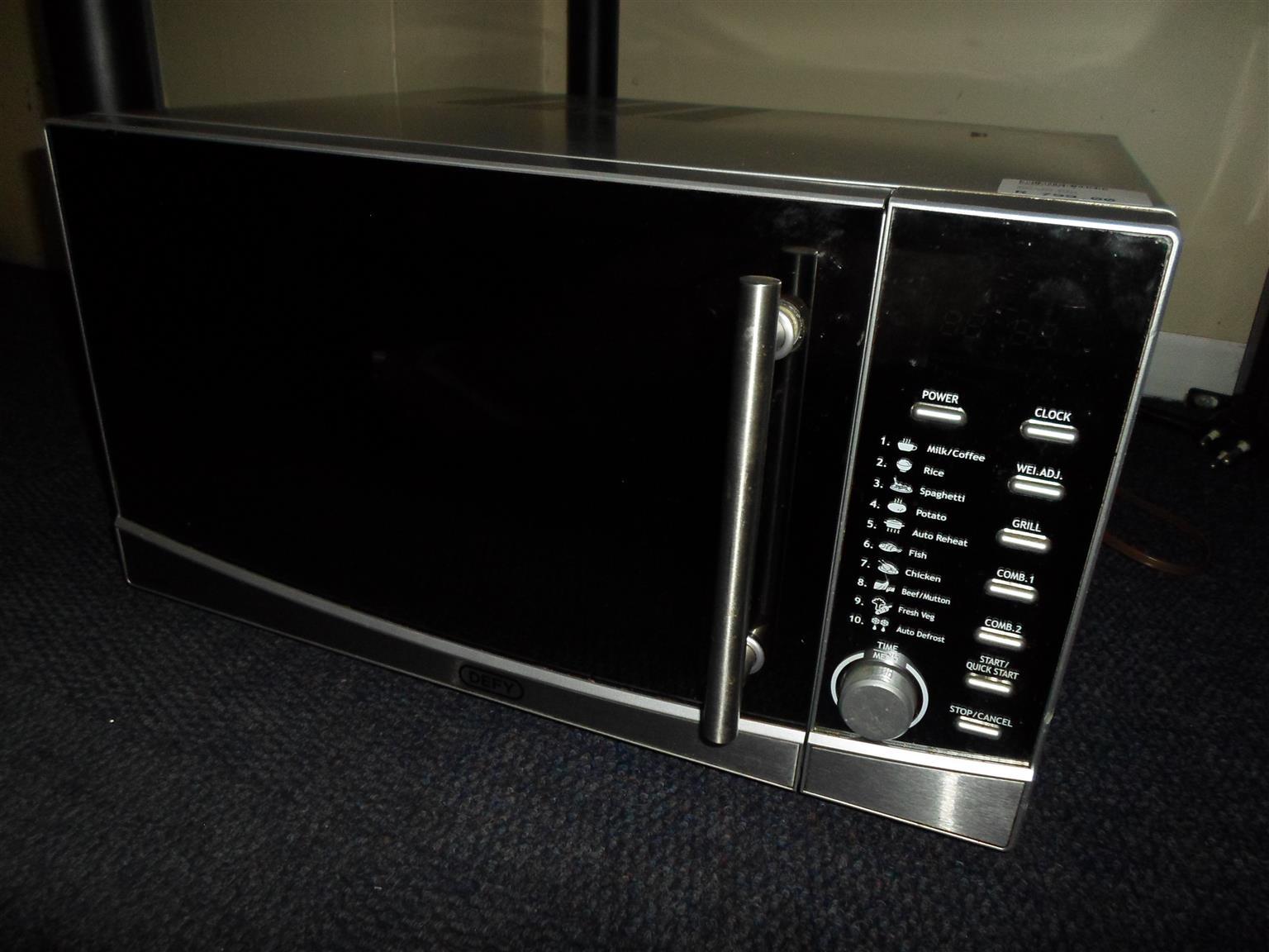 Defy Microwave