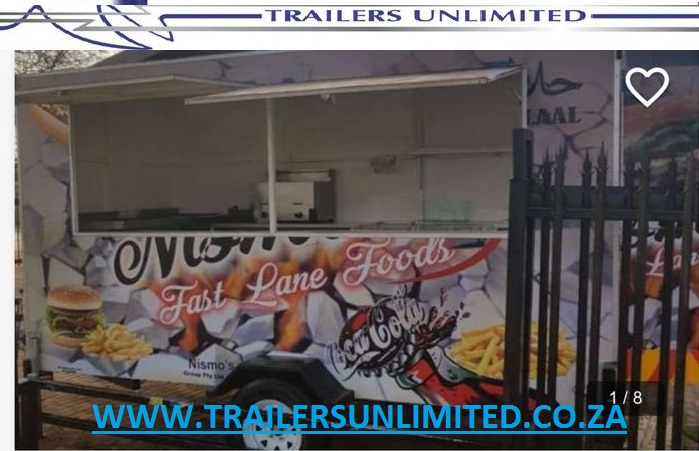 FAST LANE FOODS. MOBILE KITCHEN. CATERING TRAILERS.