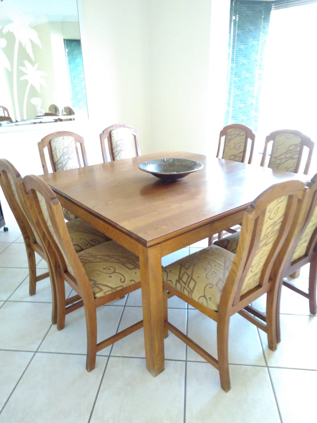Dining Room Table With Chairs Junk Mail