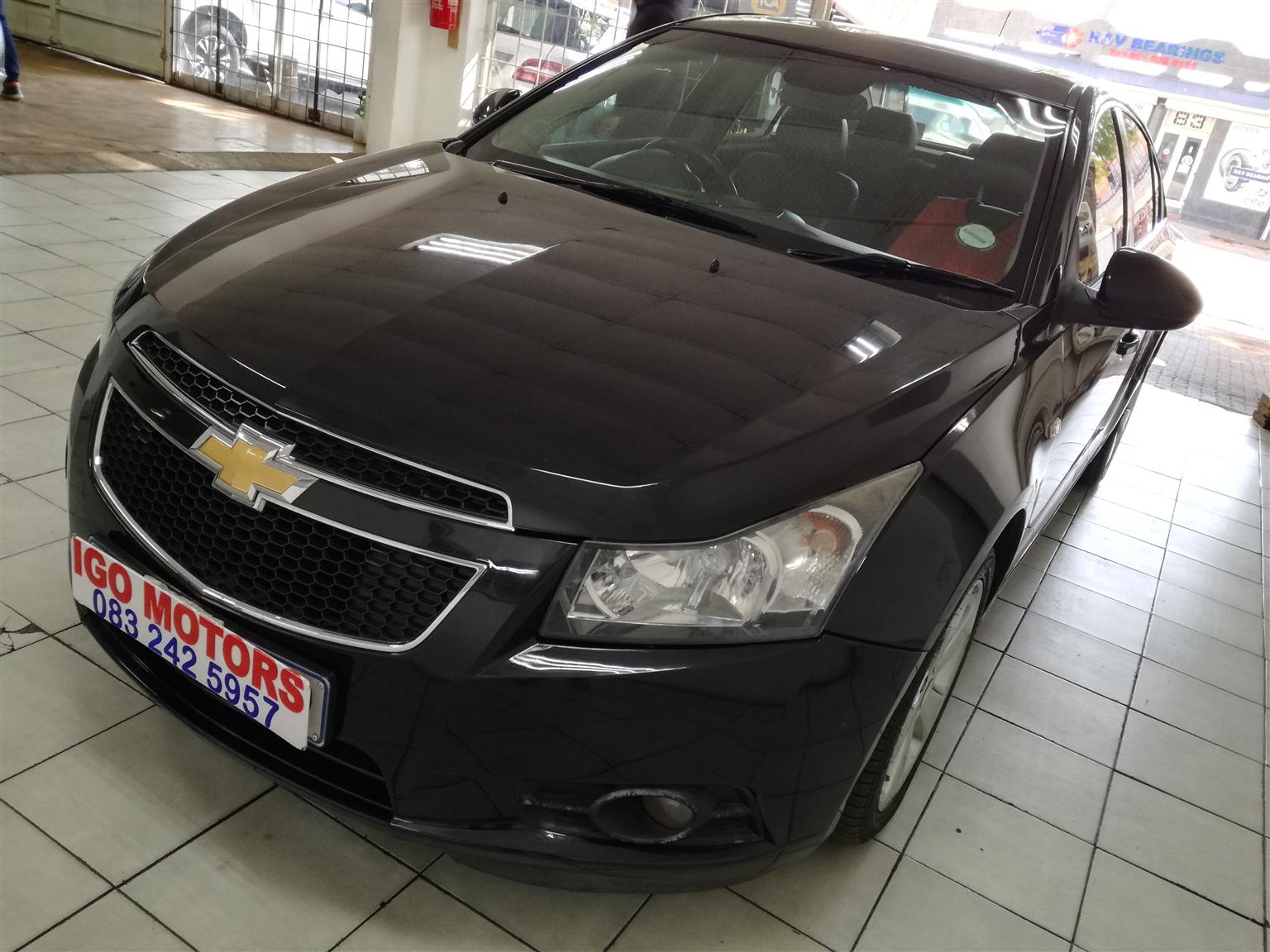 2010 Chevrolet Cruze Sedan 1.8 Automatic