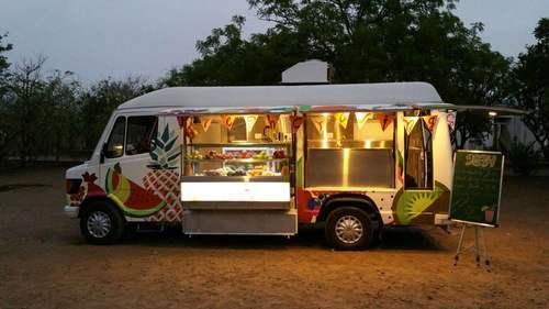 Mobile Spaza Shop Tuk tuk mini van