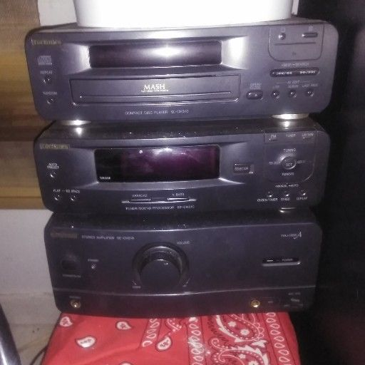 Radio/Amplifier