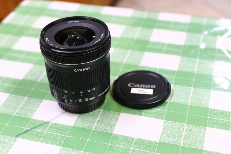 Canon and Canon-mount equipment for sale