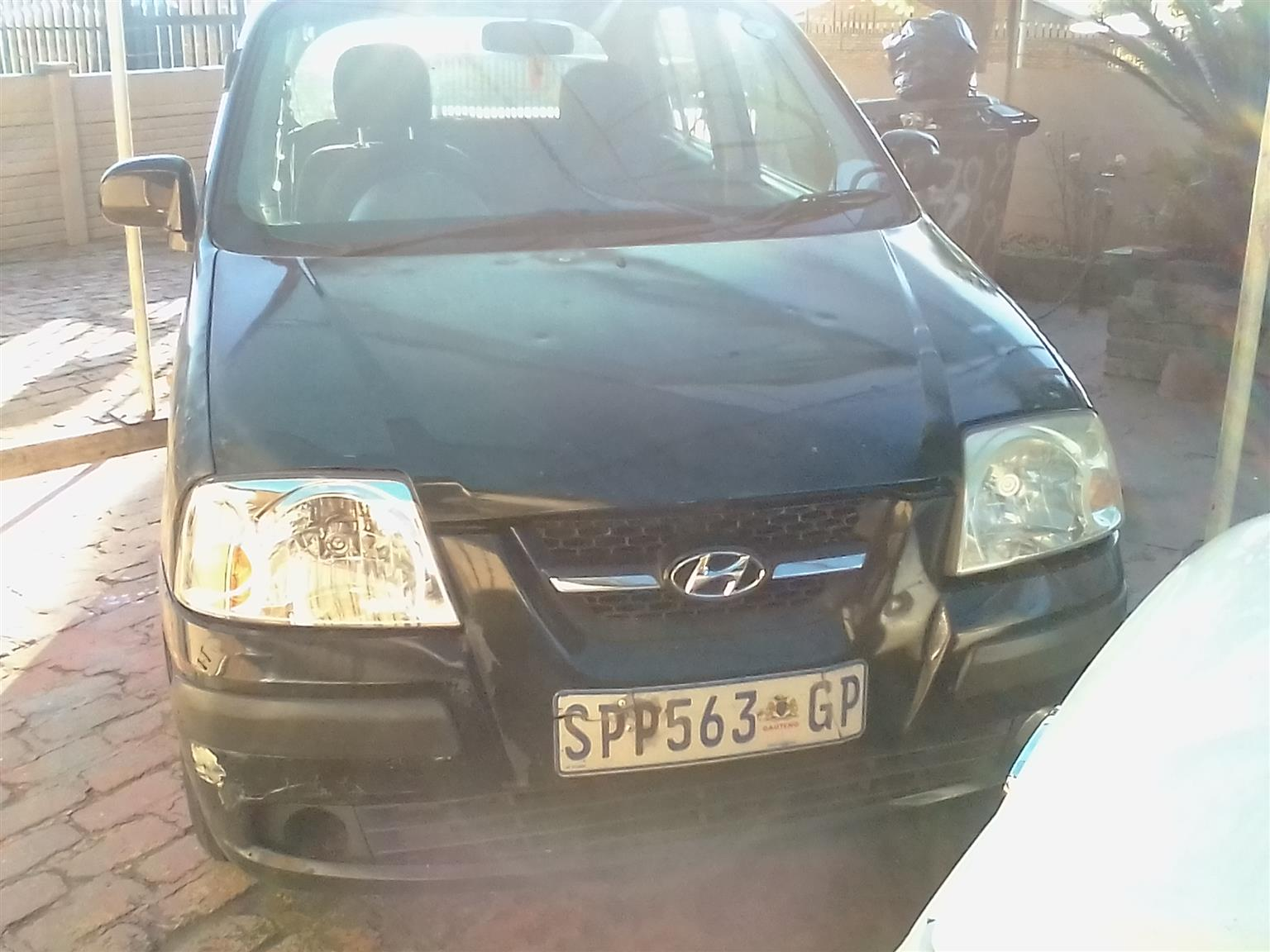 2000 Hyundai Atos Prime 1.1 GLS