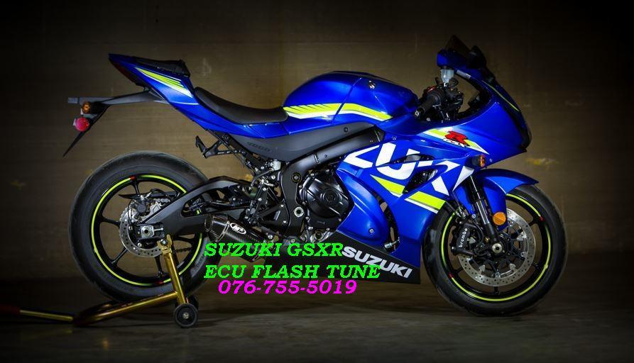 Suzuki Gsxr1000 2016 Ecu