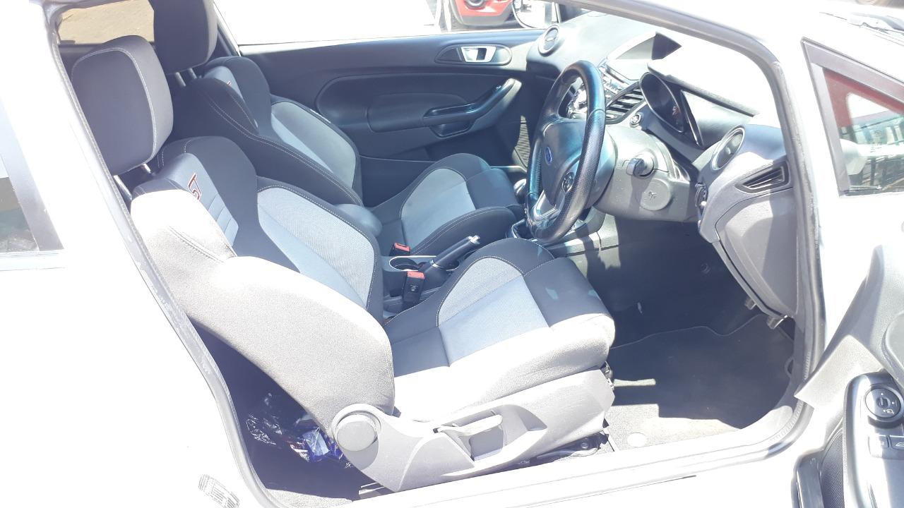2018 Ford Fiesta 5 door 1.6 S