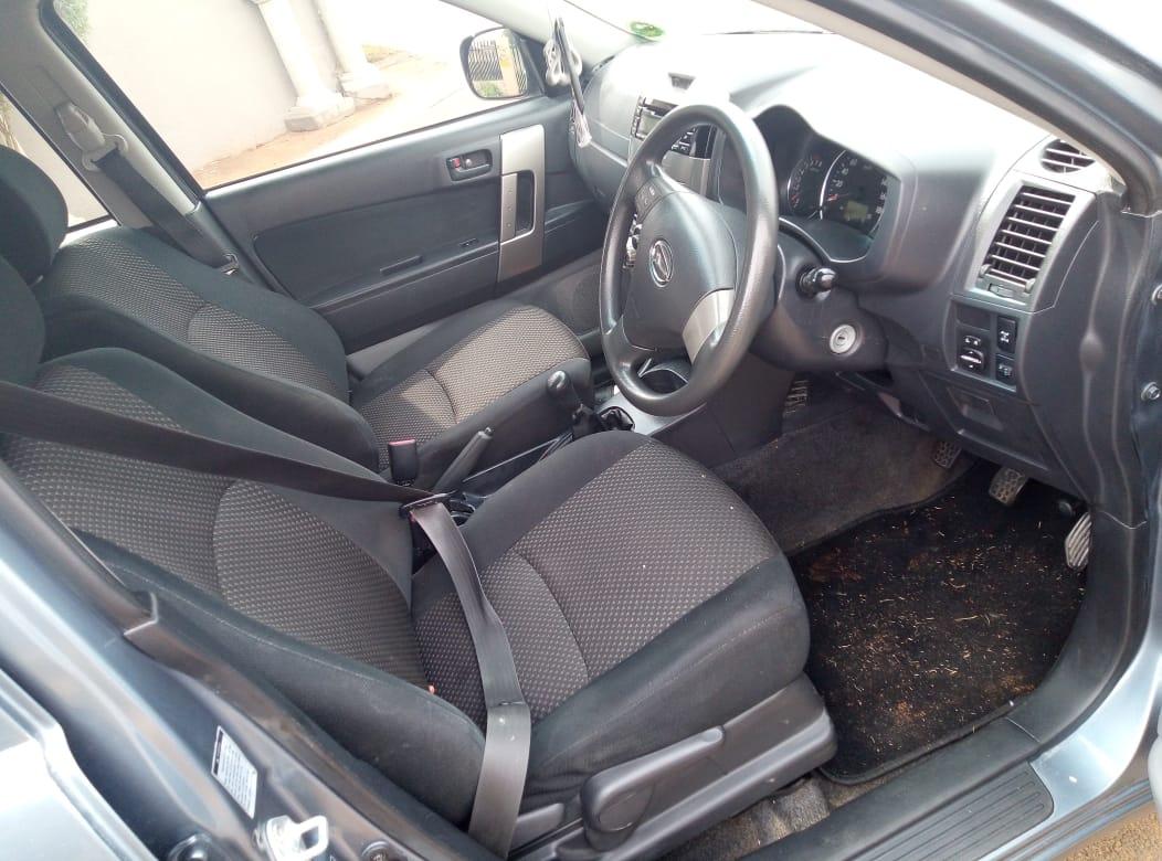 2012 Daihatsu Terios 1.5 4x4