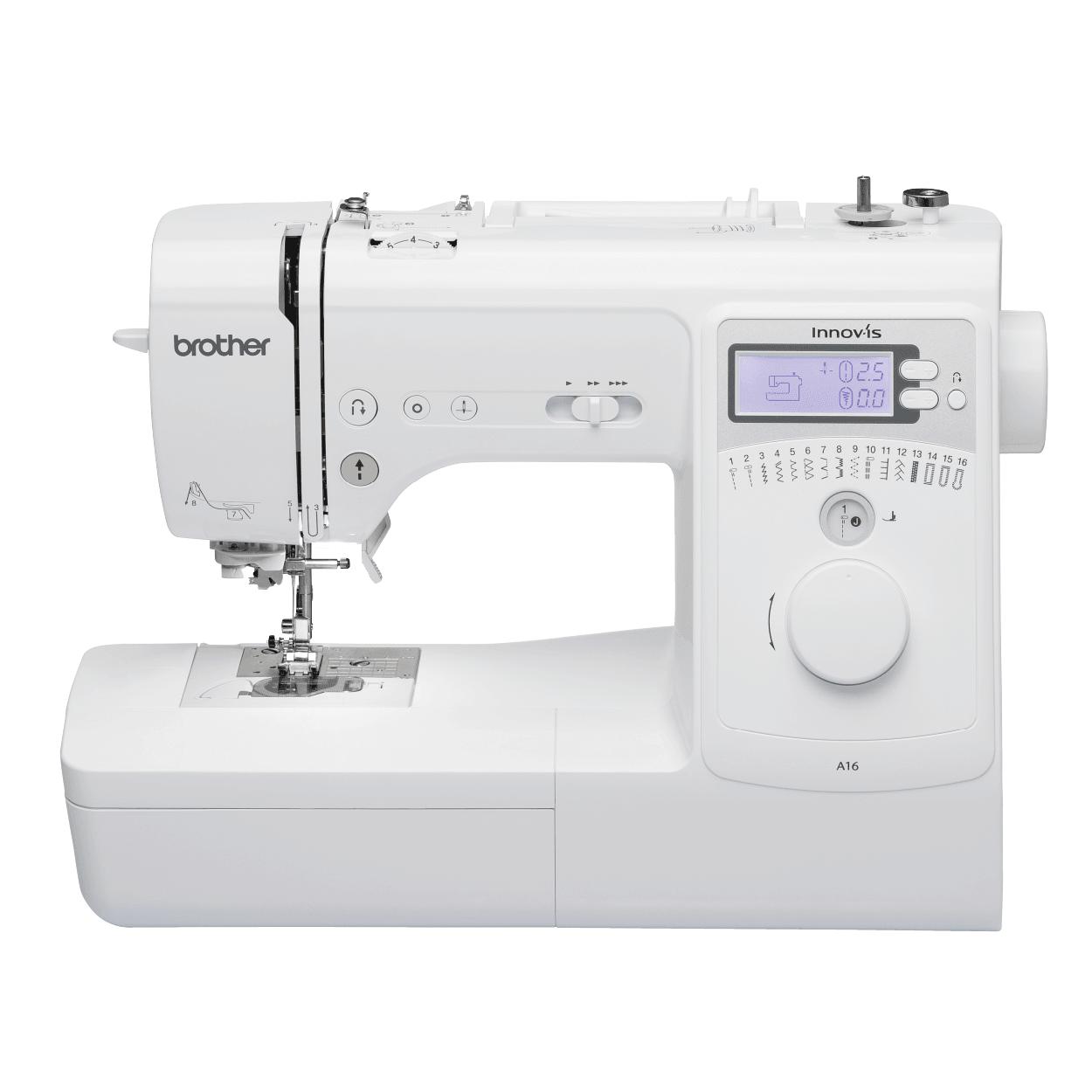 BrotherA16 Computerized Sewing Machine Brand New