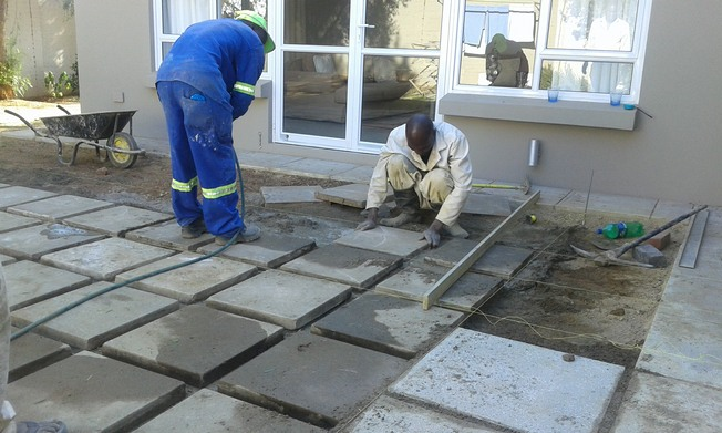 Paving and Tiling in Johannesburg