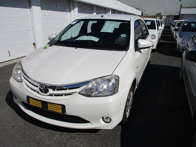 2013 Toyota Etios sedan 1.5 Xs