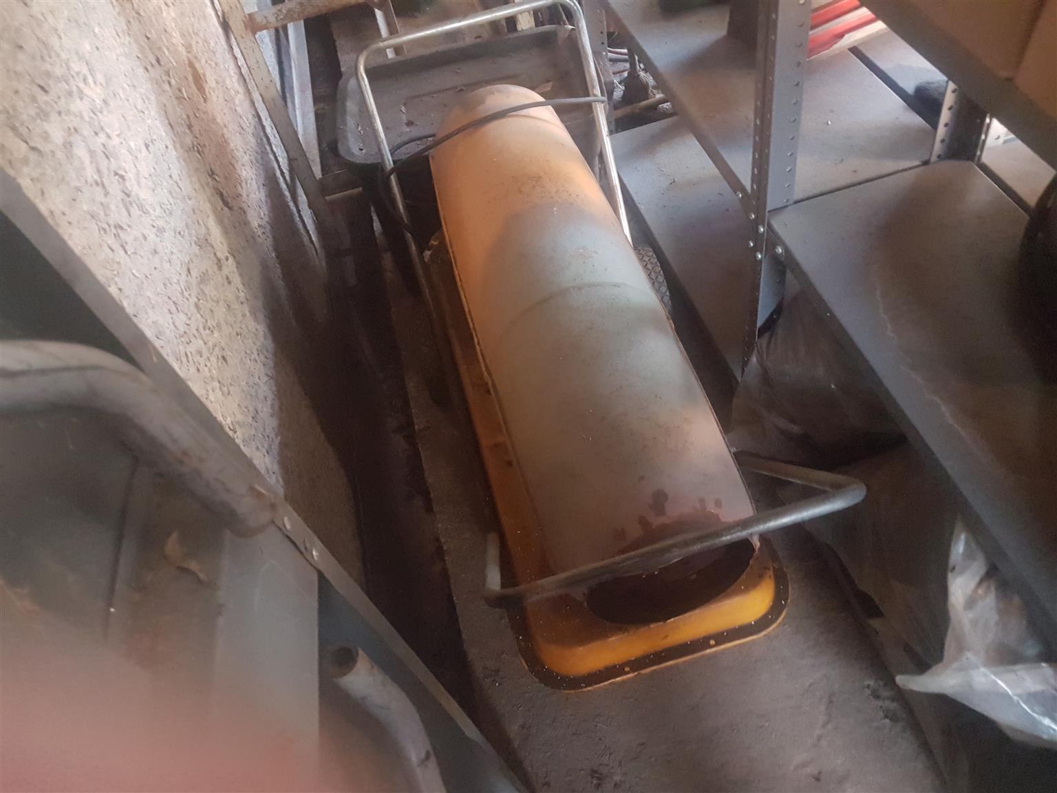 industrial heater diesel