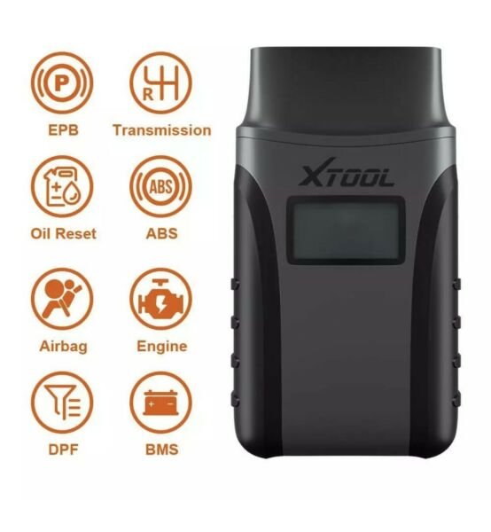 Xtool Anyscan A30 Bluetooth Full Version All Systems Diagnostics Kit