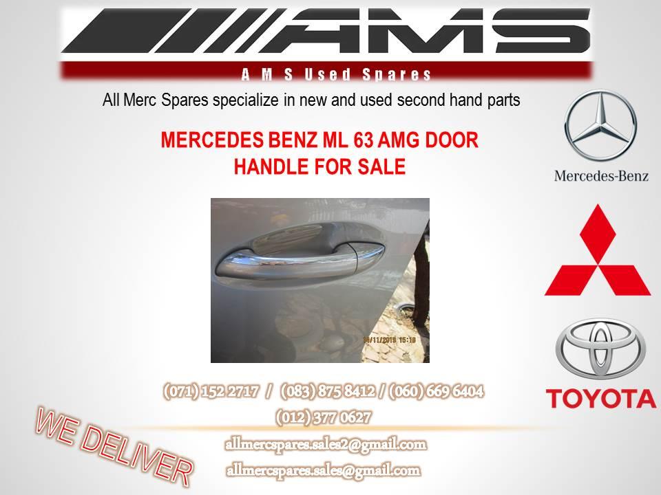 MERCEDES BENZ ML 63 AMG DOOR HANDLE FOR SALE