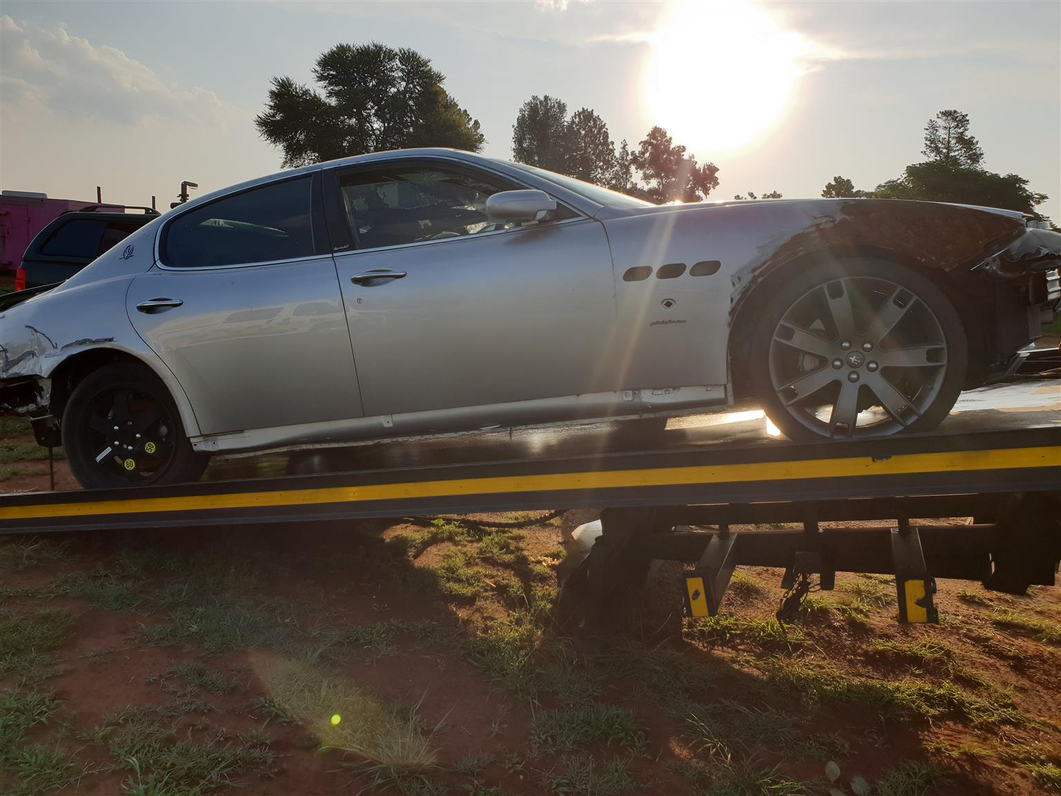 2006 Cars for Stripping Maserati