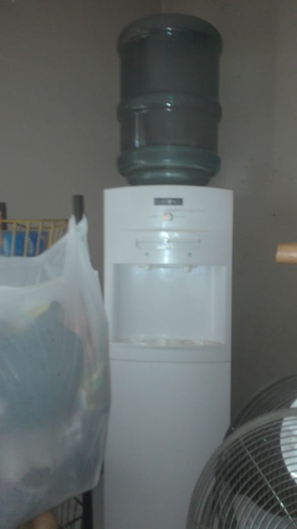 Stove,waterdespenser and much more