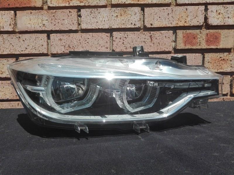Bmw 3 Series F30 Led Right Headlight Junk Mail