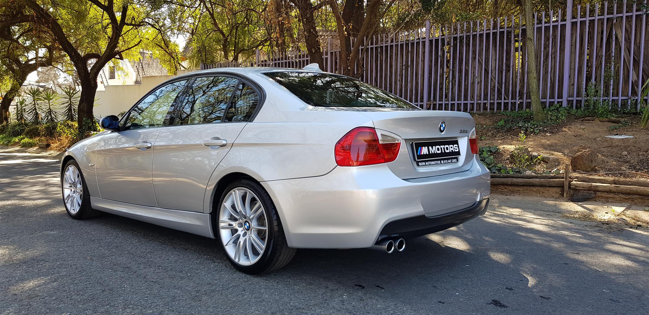 2008 BMW 3 Series 325i M Sport