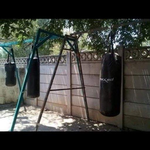 boxing bags