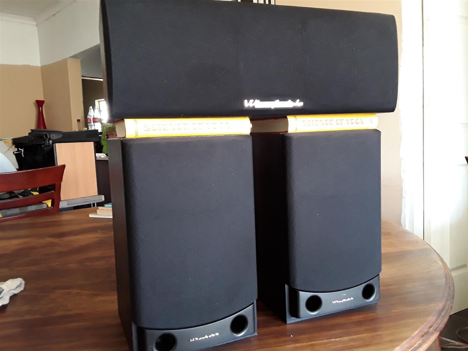 Wharfedale Speakers